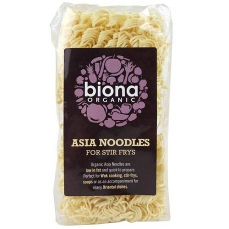Paste Asian Noodles, Organice - Biona, 250 g
