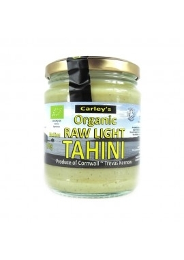 Tahini Light Organic Crud, 250 g