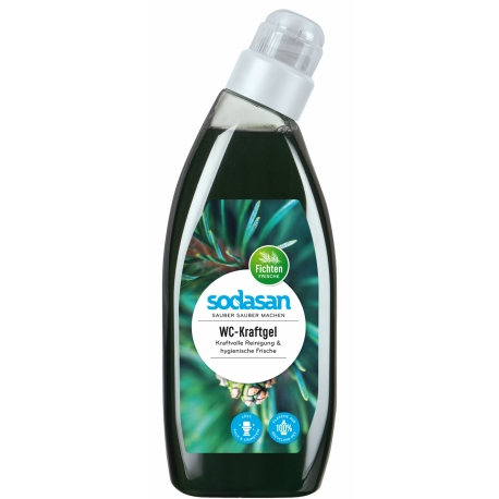 Gel Power Bio de Curatare A Toaletei 750 ml Sodasan