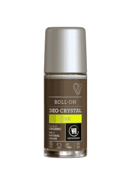 Deodorant Bio Roll-On Cu Lime 50 ml Urtekram