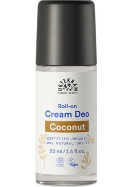Deodorant Bio Roll-On Cu Cocos 50 ml