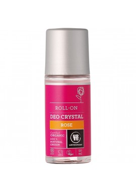 Deodorant Bio Roll-On Cu Trandafiri 50 ml Urtekram
