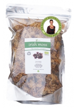 Alge Irish Moss raw bio 125 gr